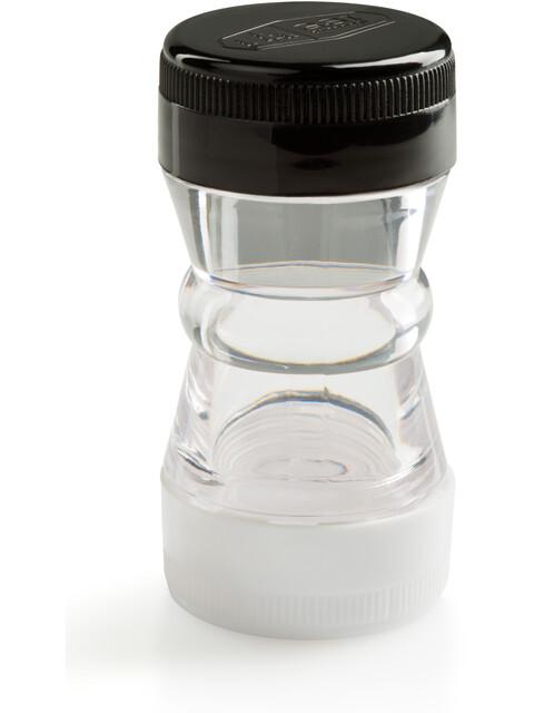 GSI Salt and Pepper Shaker - noir/transparent